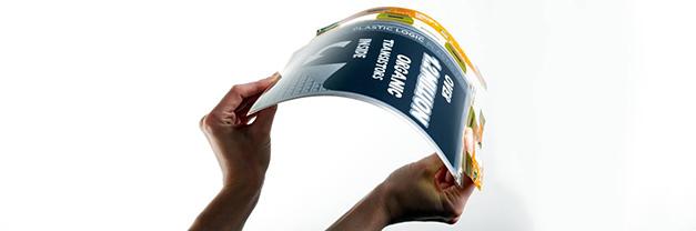 Paper Tab - la tablet más delgada