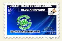 Selinho Blog Aprovado