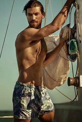 bañador hombre H&M verano 2014