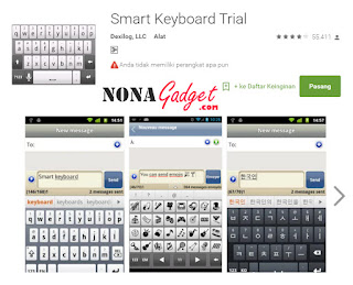 Review Smart Keyboard Trial / Pro