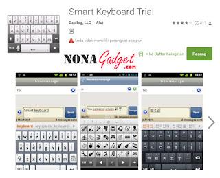 Review Smart Keyboard Trial / Pro