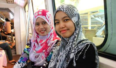 1st time naik LRT