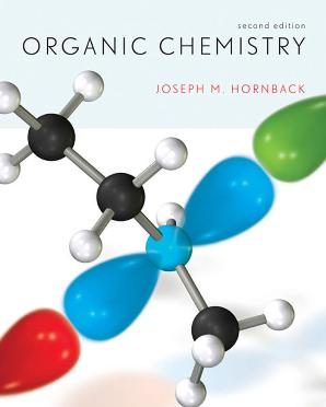 Scientist at work organic chemistry books organic chemistry 2nd edition by hornback fandeluxe Choice Image