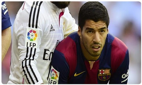 Suarez: I tried to help the team, but I knew that I would not be able to complete the match