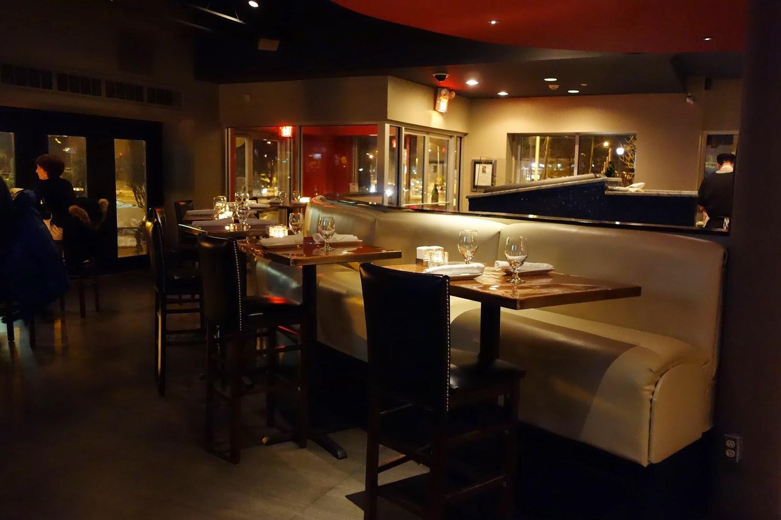 The passionate foodie fish restaurant calamari sword for Fish restaurant marlborough