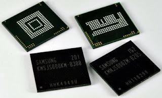 Samsung Mengumumkan Memory eMCP Untuk Smartphone
