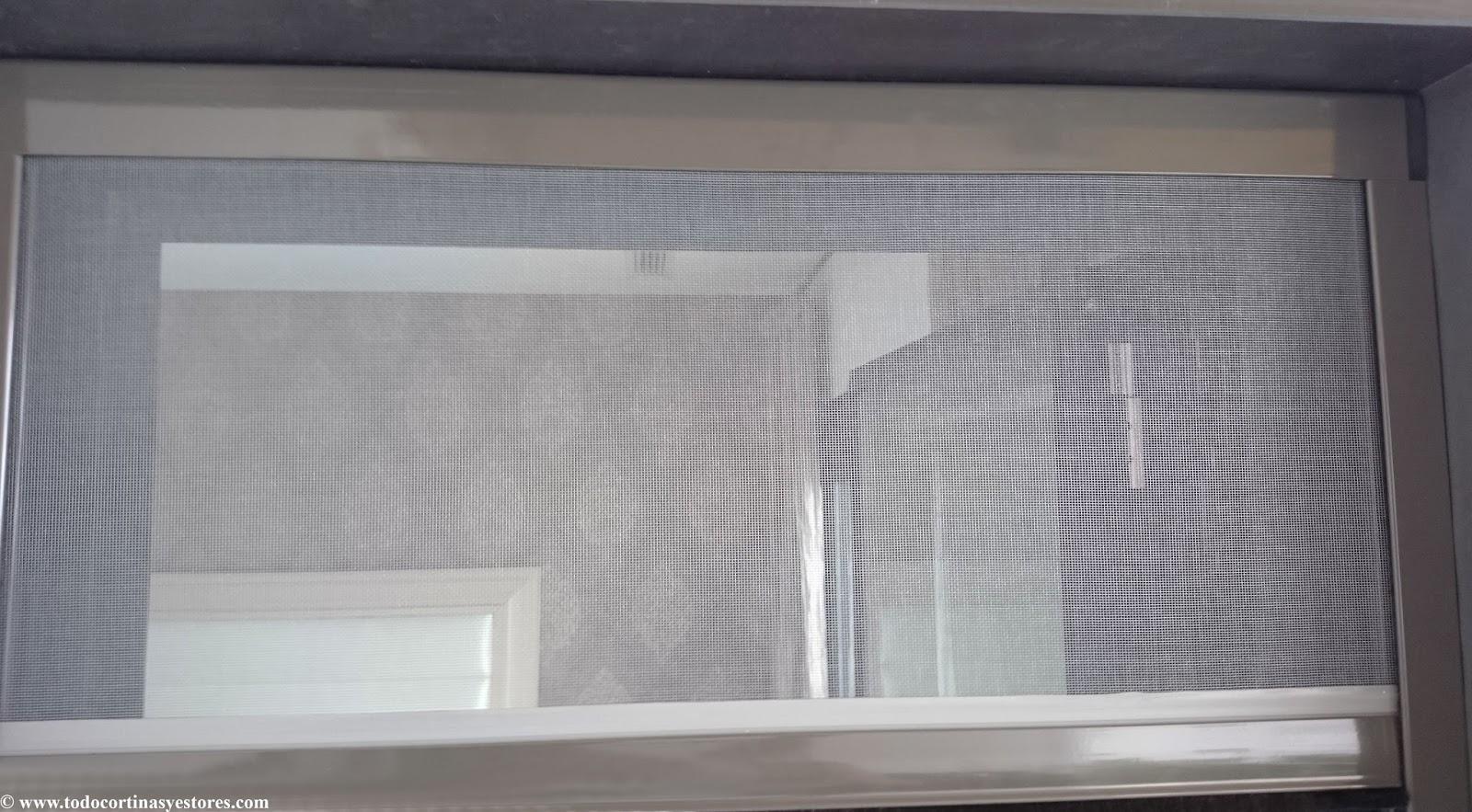 Decoracion interior cortinas verticales estores - Cortinas mosquiteras para puertas ...