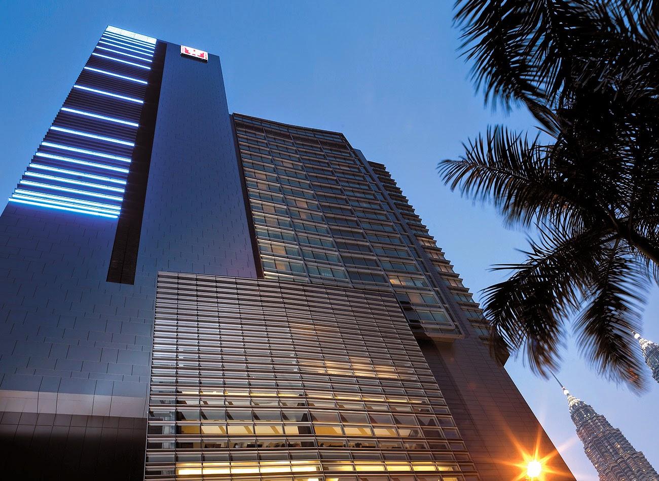 Traders Hotel Kuala Lumpur, by Shangri-la