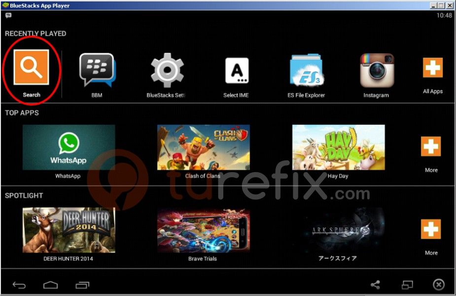 pc app emulator