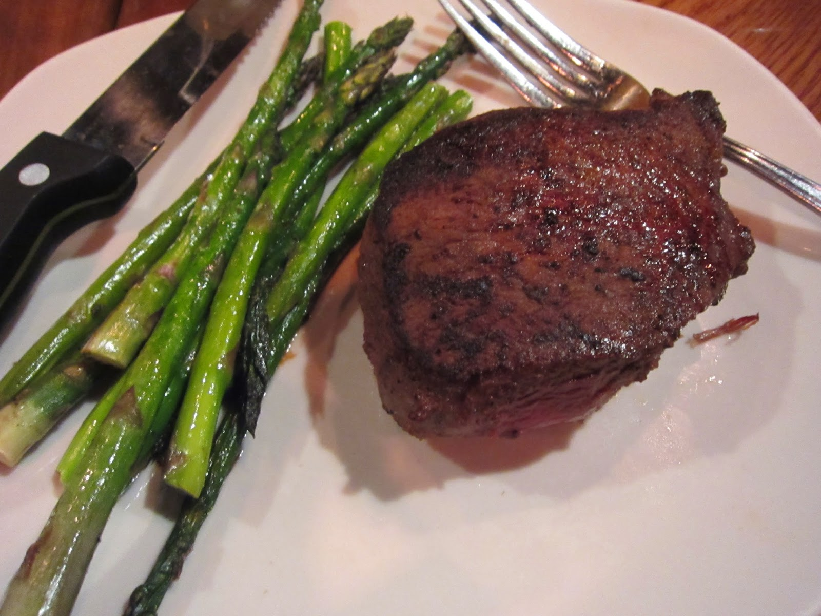 recipe: outback steakhouse grilled asparagus [2]
