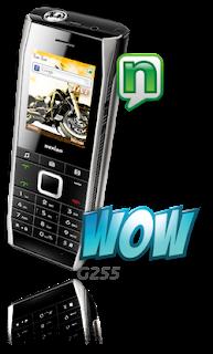 harga spesifiasilengkap ponsel tv 2012 Nexian Wow G255
