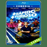 Rapido y Furioso 2 (2003) 4K UHD Audio Dual Latino-Ingles