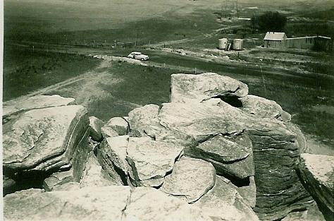 Cement Oklahoma Map.Treasure Hunting Brass Bucket