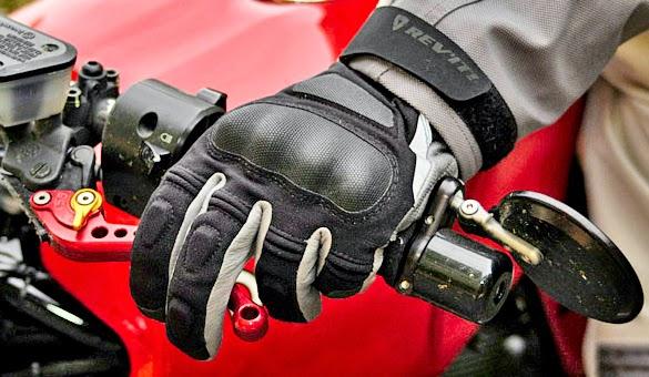 Tips Memilih Sarung Tangan Motor Yang Tepat