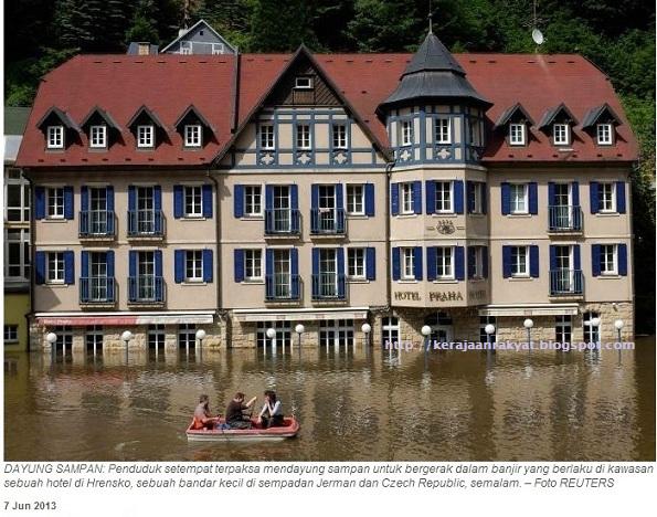 hotel di Hrensko, Czech Republic