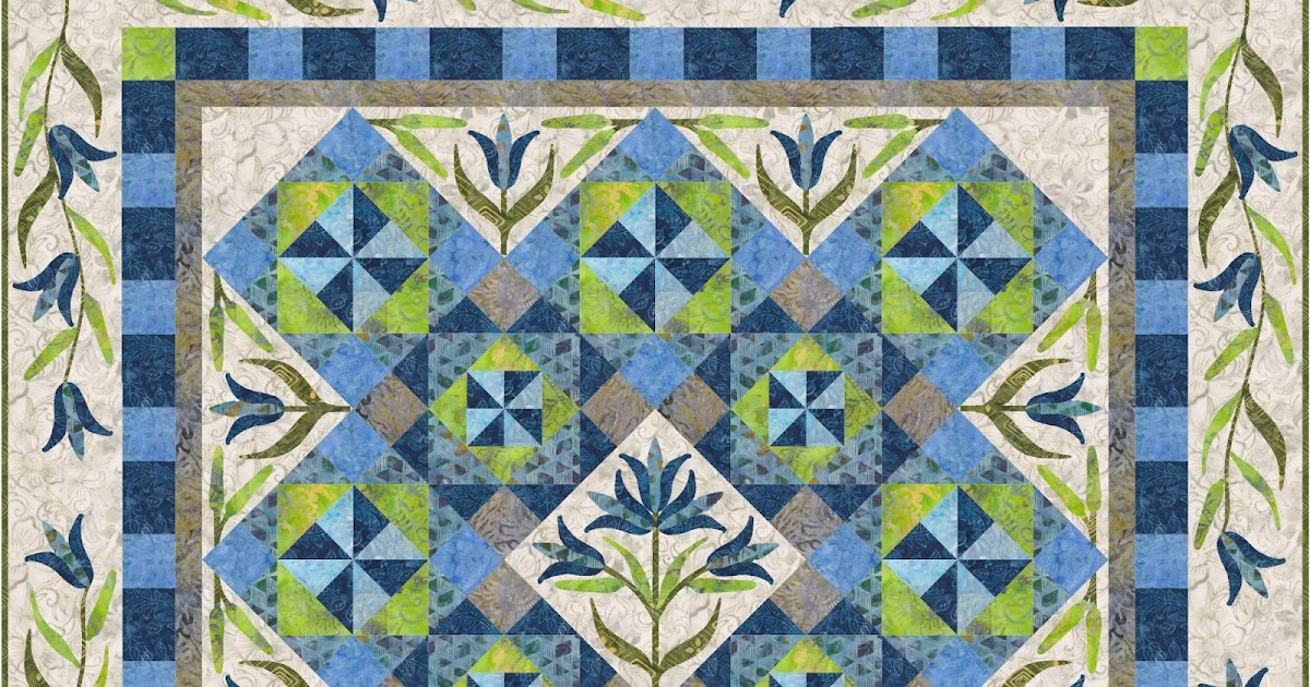 New Quilt Patterns For 2015 : Quilting Affection : New Pattern