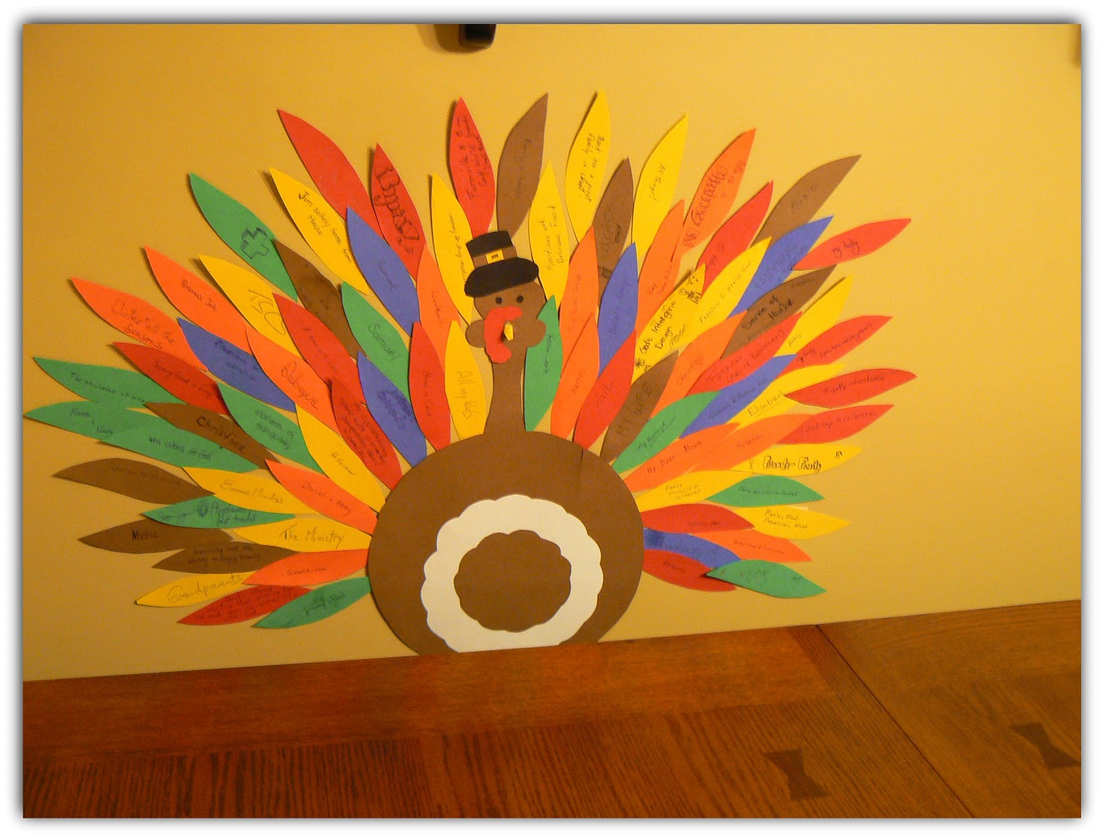 construction paper turkey 14/04/18 | @ construction paper turkey crafts for toddlers furniture plans is a good idea ★★ [ construction paper turkey crafts for toddlers ] make a quick wood projects (90+ millions of people visits.