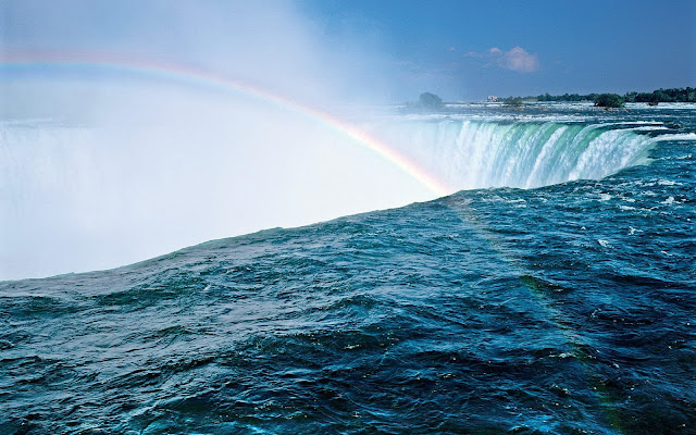 niagara falls, wonder, niagara wallpaper