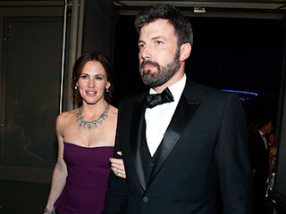 Ben Affleck and Jennifer Garner, divorce