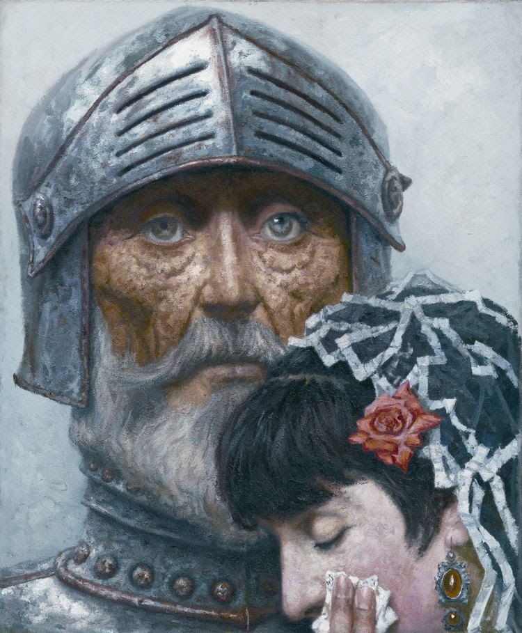 Gely Korzhev Tutt Art