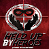 Held Up By Heroes Concept Logo/Poster