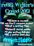 Take The Writer&#39;s Creed for 2013