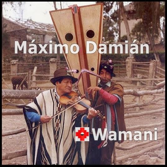 maximo damian - wamani
