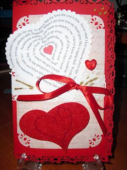 gli auguri di San valentino
