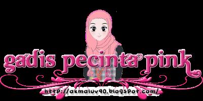 Segmen:Bloglist Julai Pecinta Pink