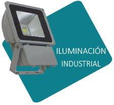 Todo en iluminación Industrial