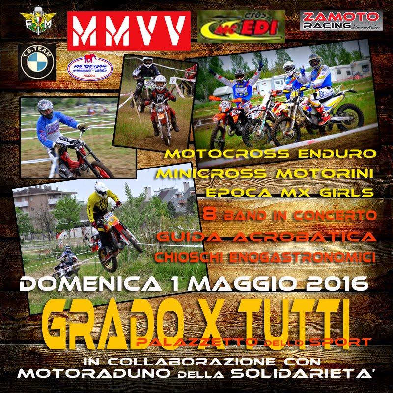GRADO X TUTTI 1 MAGGIO 2016