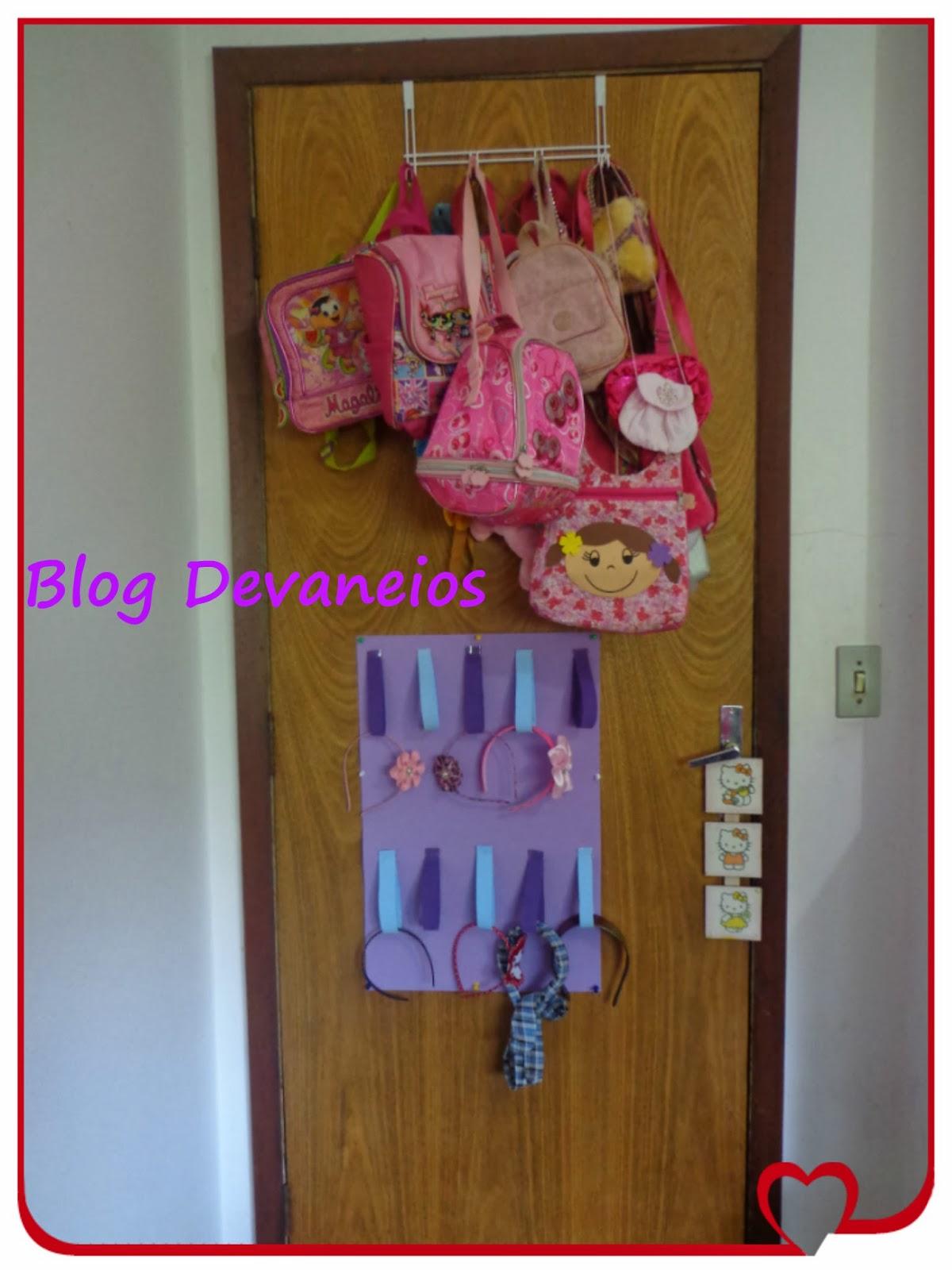 Blog Devaneios, diário das princesas