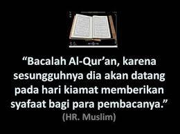 manfaat membaca al qur'an