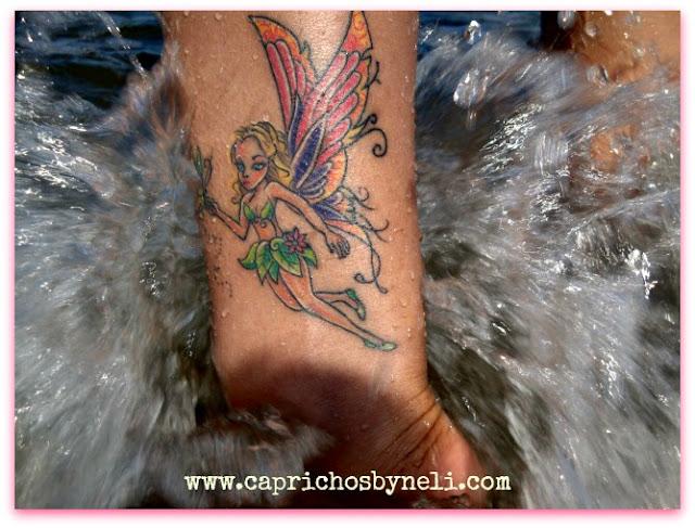 Férias, tatuagem