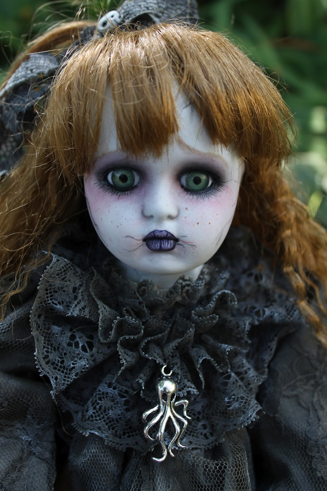 Anne Marie Gibbons Monster High Repaints & Customs: Gothic ...