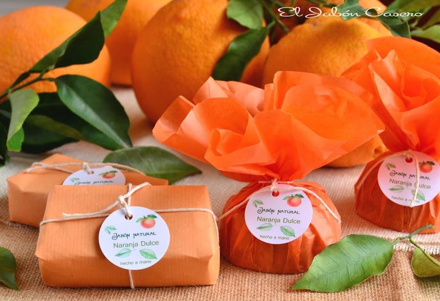 cursos on line jabones de naranja