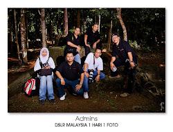 Admins DSLR Malaysia 1 Hari 1 Foto