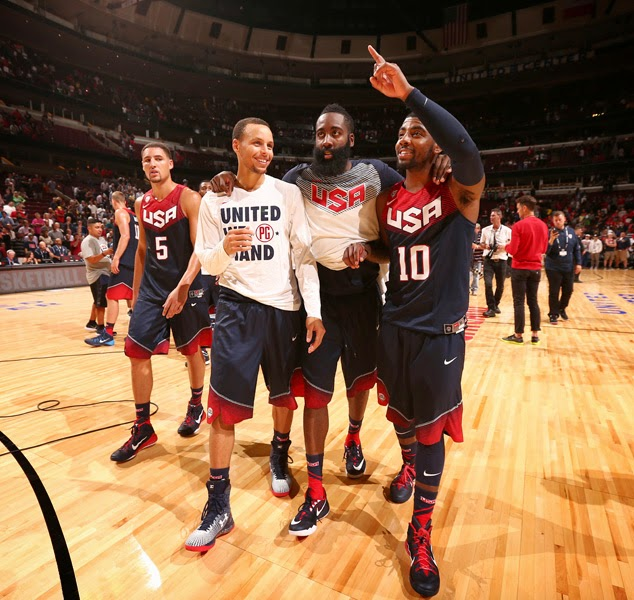 Final USA FIBA World Cup Roster Announced!