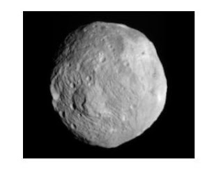 rocks on the brain: dawn mission to enter vesta orbit soon
