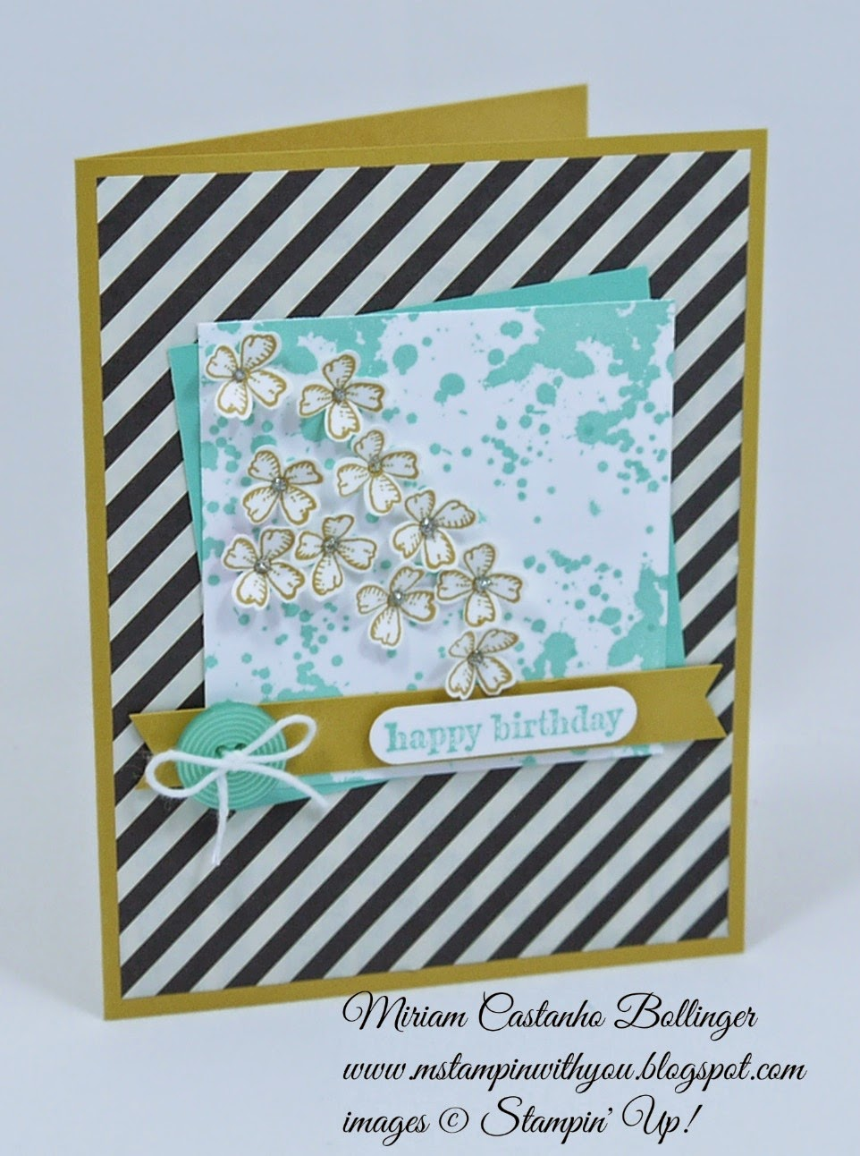 Miriam Castanho Bollinger, mstampinwithyou, stampin up, demonstrator, rs146, typeset specialty DSP, something to say stamp set, gorgeous grunge stamp set, word window, itty bitty accents punch, best year ever accessory pack, su