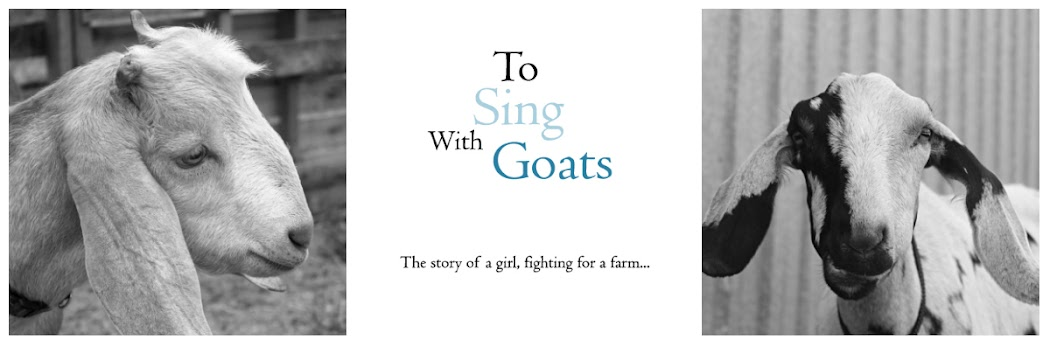To Sing With Goats
