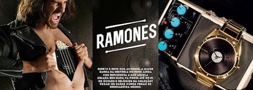 Chilli Beans Lança Nova Coleção Rock Fellas by Ramones | Eu Quero.