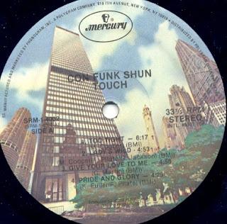 Con Funk Shun Touch
