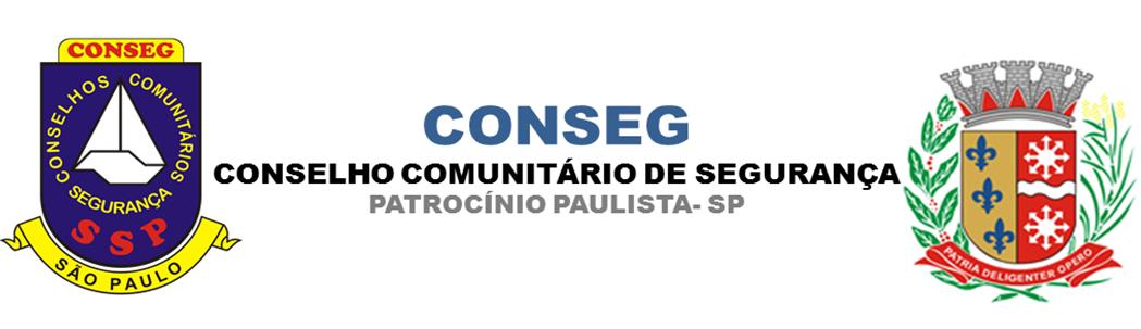 CONSEG PATROCÍNIO PAULISTA