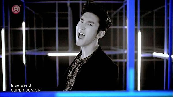 Super Junior Blue World Siwon