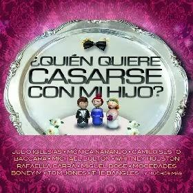 Disco CD Quien Quiere Casarse con mi hijo