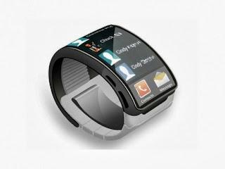 Inilah Samsung Galaxy Gear dan Spesifikasinya