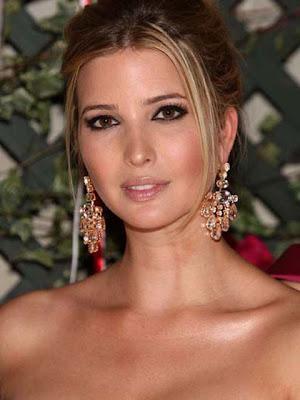 Ivanka Trump Gemstone Chandelier Earrings