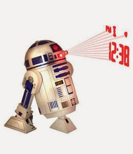 Despertador R2-D2 Star Wars