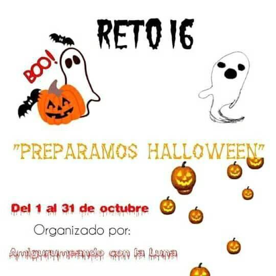 Reto 16 (Halloween) Facebook